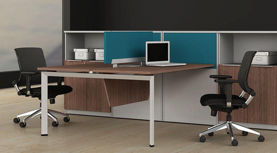 Benching Office Furniture Systems